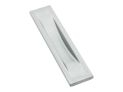 Фото -   Ручка для раздвижной двери ARNI, SDH-5, хром матовый   | фото в интерьере