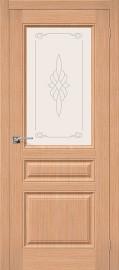 "Межкомнатная дверь ""Статус-15"", по, дуб"