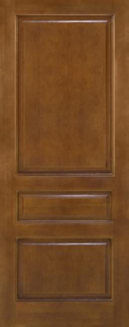 Фото -   Межкомнатная дверь ПМЦ - М 5, коньяк, ПГ     фото в интерьере
