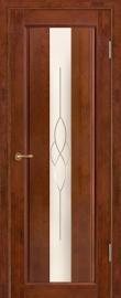 Межкомнатная дверь Версаль, бренди, ПО