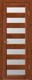 Фото -   Межкомнатная дверь Премьер плюс, бренди, ПО   | фото в интерьере