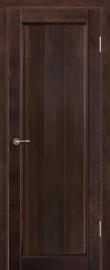 Фото -   Межкомнатная дверь Версаль, венге, ПГ   | фото в интерьере