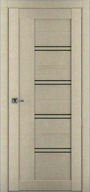 """Фото -   Межкомнатная дверь """"SP 65"""", по, светлый лен     фото в интерьере"""