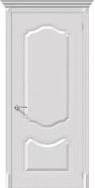 """Дверь Межкомнатная """"Стелла"""", пг, белого цвета"""