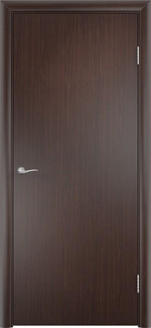 "Межкомнатная дверь ""Стандарт"", пг, венге"