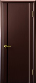 """Межкомнатная дверь """"Синай 3"""", пг, венге"""