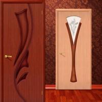 Двери шпон Файн-лайн