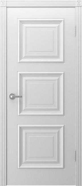 "Межкомнатная дверь ""Тенор"", пг, белый"