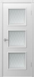 "Межкомнатная дверь ""Тенор"", по, белый"