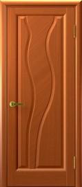 """Межкомнатная дверь """"Торнадо"""", пг, анегри тон 74"""