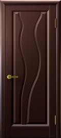 """Межкомнатная дверь """"Торнадо"""", пг, венге"""