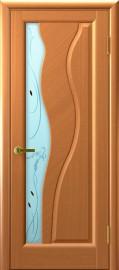 """Межкомнатная дверь """"Торнадо"""", по, анегри тон 34"""