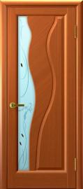 """Межкомнатная дверь """"Торнадо"""", по, анегри тон 74"""