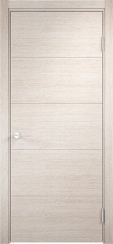 "Межкомнатная дверь ""Турин 01"", пг, дуб бежевый вералинга"