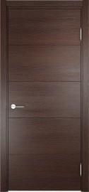 """Межкомнатная дверь """"Турин 01"""", пг, дуб графит вералинга"""