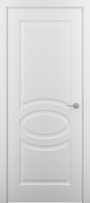 """Межкомнатная дверь """"Прованс"""", пг, белый"""