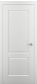 """Межкомнатная дверь """"Венеция"""", пг, белый"""