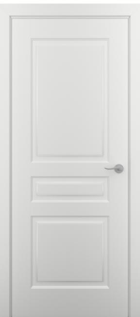 """Межкомнатная дверь """"Ампир"""", пг, белый"""