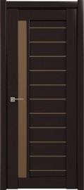 """Межкомнатная дверь """"V 18"""", орех премиум"""