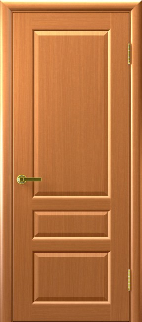 """Фото -   Межкомнатная дверь """"Валентия 2"""", пг, анегри тон 34     фото в интерьере"""