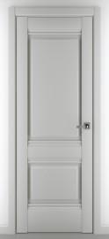 """Межкомнатная дверь """"Венеция В4"""", пг, серый матовый"""
