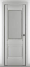 """Межкомнатная дверь """"Венеция В4"""", по, серый матовый"""