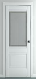 """Межкомнатная дверь """"Венеция В4"""", по, белый"""
