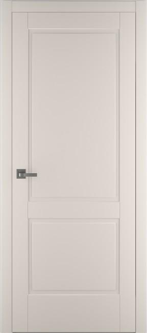 """Фото -   Межкомнатная дверь """"Венеция Leggero"""", пг, Жемчужно-перламутровый     фото в интерьере"""