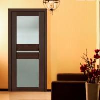 Двери цвета Венге Мелинга