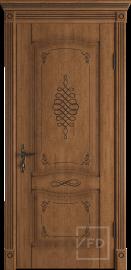 """Фото -   Межкомнатная дверь """"Vesta"""", пг, Honey Classic     фото в интерьере"""