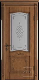 """Фото -   Межкомнатная дверь """"Vesta"""", по, Honey Classic     фото в интерьере"""