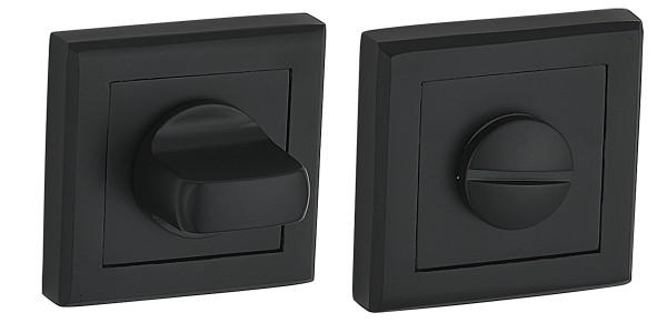 Фото -   Фиксатор сантехнический BUSSARE, квадратный, черный   | фото в интерьере