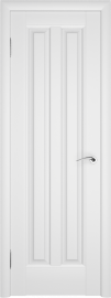 Межкомнатная дверь ПГ Премьер Белая Эмаль