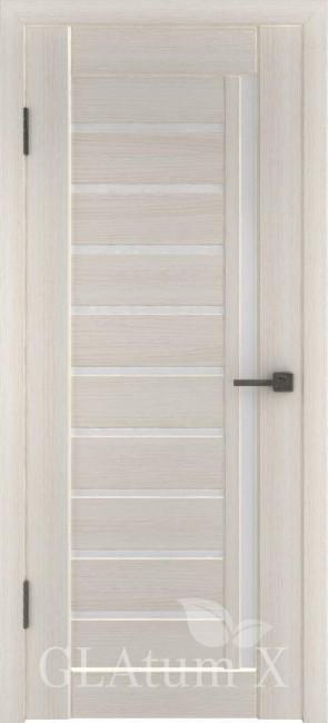"""Межкомнатная дверь """"Атум Х11"""", по, беленый дуб"""