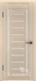 """Межкомнатная дверь """"Атум Х13"""", по, капучино"""
