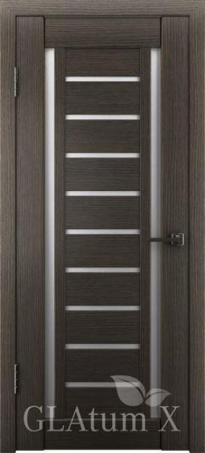 """Межкомнатная дверь """"Атум Х13"""", по, серый дуб"""
