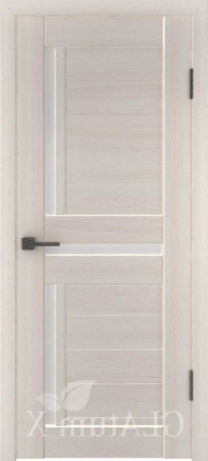 """Межкомнатная дверь """"Атум Х16"""", по, беленый дуб"""