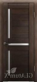 "Межкомнатная дверь ""Атум Х16"", по, венге"